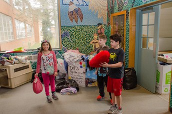 Elkins Park School Community Continues to Help Shelter Animals