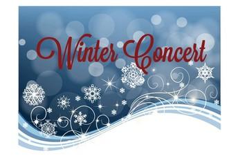 Winter Music Concert - Dec 17th