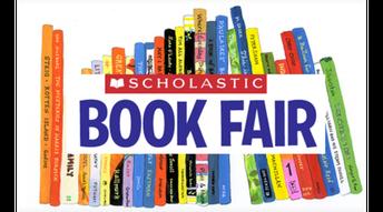 Book Fair April 23-27th