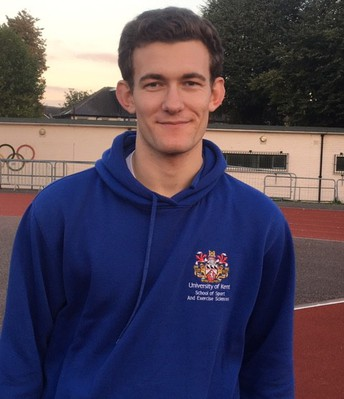 Joe Gunton - Assistant Coach (Javelin Specialist)