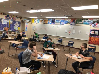 MATHCOUNTS Prepares for Competition