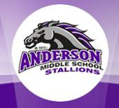 Anderson Middle School Gallops through Literacy Week