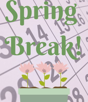 Spring Breaks Occuring Throughout County