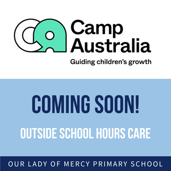 Coming next term - Outside school hours care