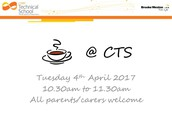 Parent/Carer Coffee Morning