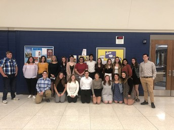 CCHS National Honor Society