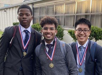 Hastings and Kerr High School speech and debate students advanced to state competitions after placing at regionals.