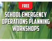 School Emergency Planning  Interactive Workshop Set for March