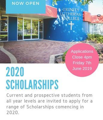 2020 Scholarships