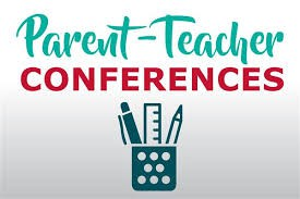 Parent Teacher Conferences- October 21 and 22
