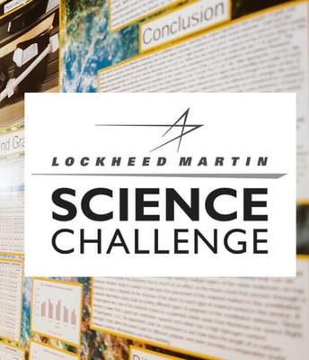 Lockheed martin science challenge winner