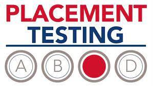 Freshmen Placement Tests