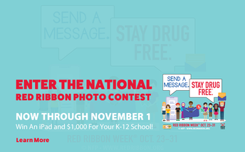 Red Ribbon Week: October 21-25