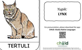 Alaska Language Cards