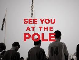 See YOU at the Pole - 9/23 at 7:30 am