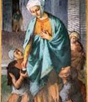November 13th - Feast of St. Elizabeth of Hungary