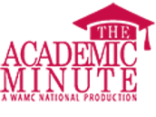 Dr. Piper's The Academic Minute Debut