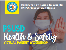 PSUSD COVID 19 Health & Safety