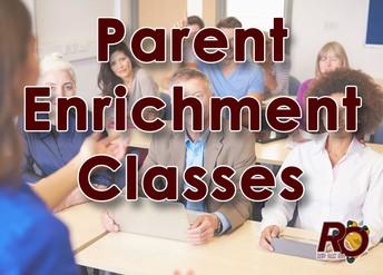 Practical Parent Enrichment Classes