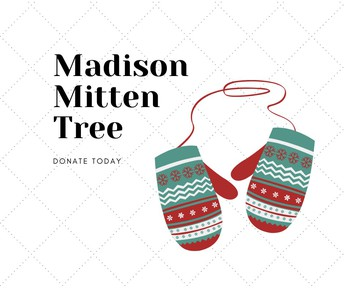 Madison Christmas Sharing: Donate to the Mitten Tree Today!