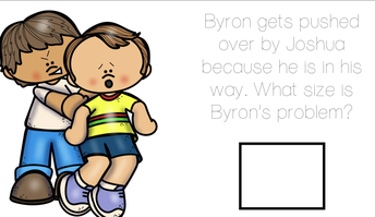 What is the size of Byron's Problem?