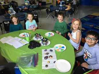 K-4 Students Participate in Pre-Multicultural Event!