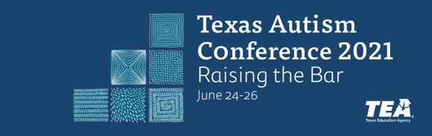 Texas Autism Conference graphic