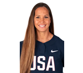 Cat Osterman from Houston - Softball Pitcher
