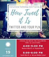 Twitter & Your PLN