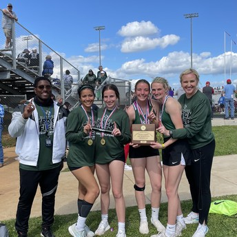 BRHS Track & Field