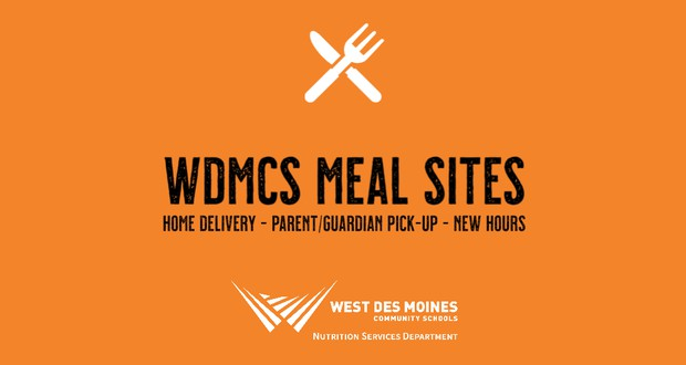 WDMCS Meal Sites Update