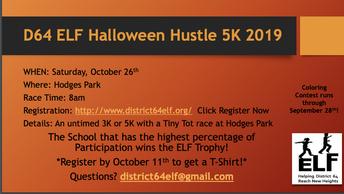 ELF Halloween Hustle