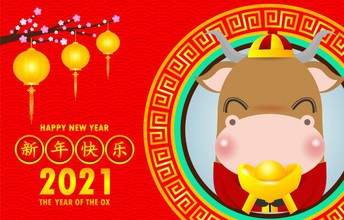 Chinese New Year- Year of the OX