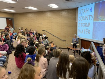 4th Grade Storm Drain Presentation