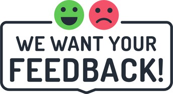 We'd love to hear from you!