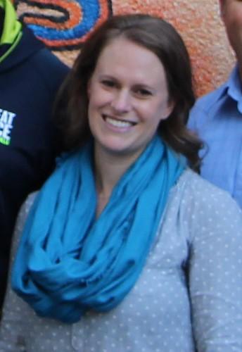 Felicitaciones a Sophie State de Westlake High School - Profesor de abril por CVUSD