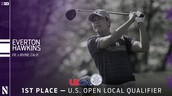 Alumni Advances to US Open Qualifier