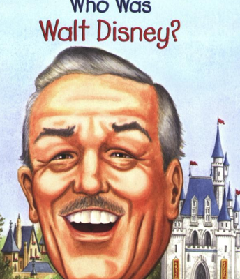 Who is Walt Disney?