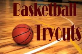 Boys Basketball Tryouts!