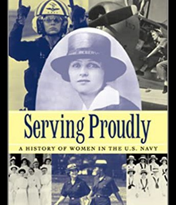 Serving Proudly A History of Women in the US Navy