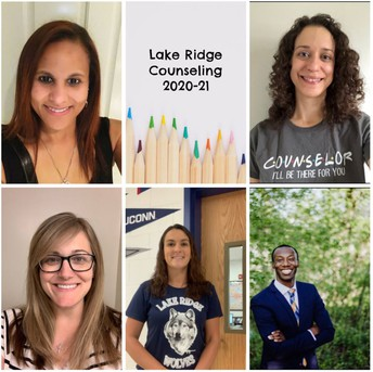 Don't forget your counselors are here for you!