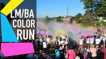 The Color Run is scheduled for 9/7