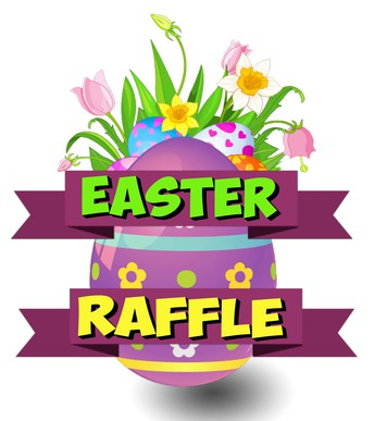 EASTER RAFFLE RESULTS