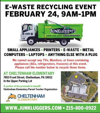 E-Waste Recycling Event @ CES
