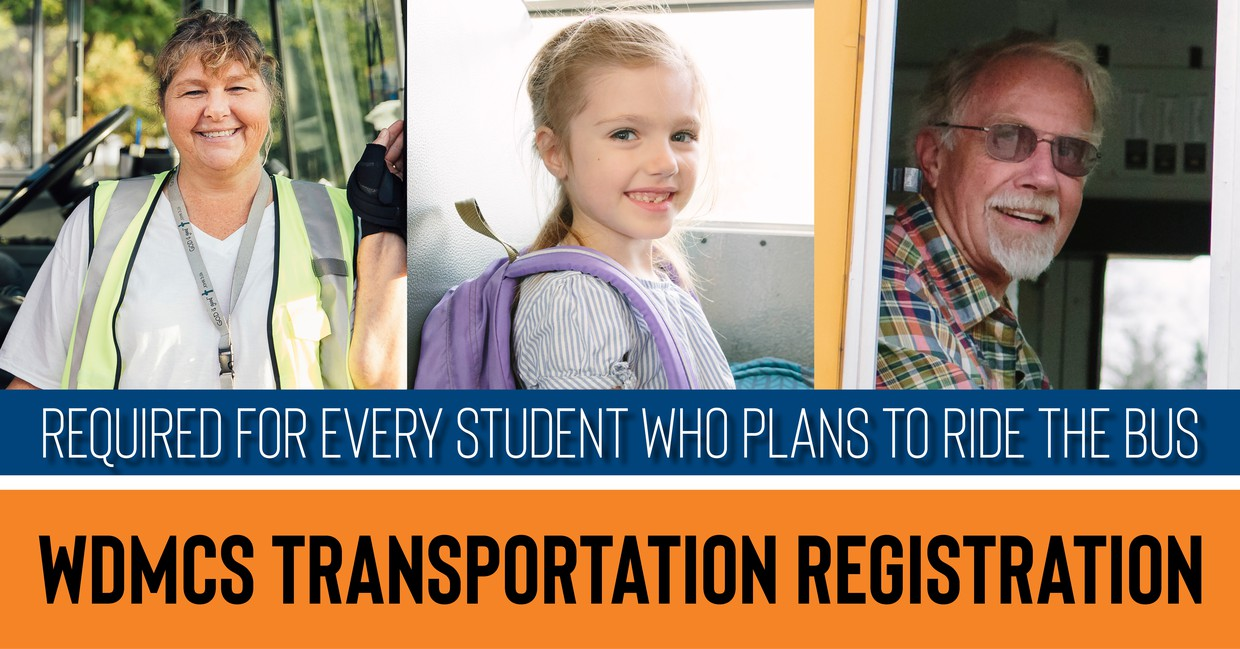 Register for 2020-21 transportation