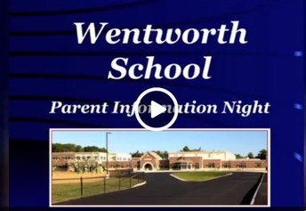 Families of Incoming Grade 3 Students - Welcome to Wentworth Video
