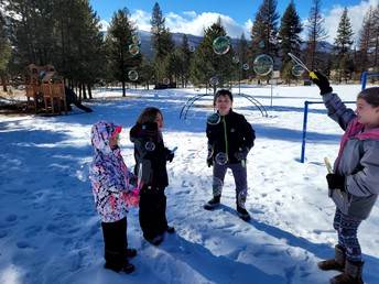 Kindergarten and 1st Grade Weather Science