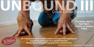 UNBOUND III: ArtWeek at Cotuit Center for the Arts