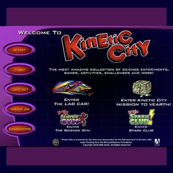 Kinetic City screenshot