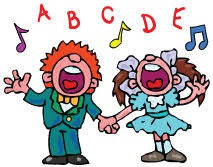 Singing the Alphabet